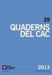 quaderns del CAC